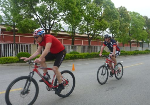 The annual SSIS Triathlon is back