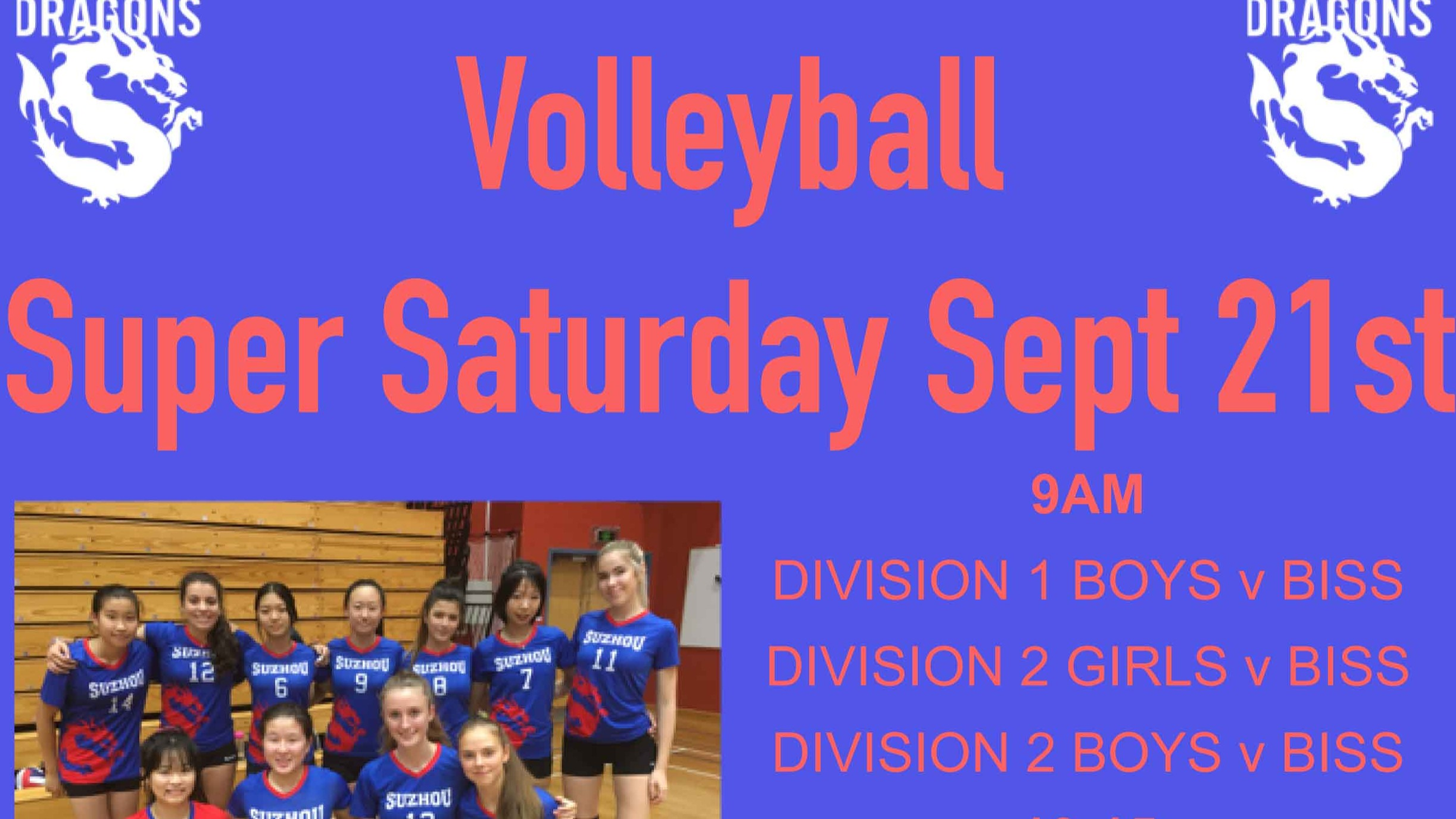 Volleyball Super Saturday